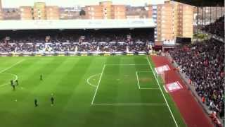 West Ham Forever Blowing Bubbles Live at Upton Park