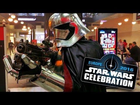 Star Wars Celebration 2016 Europe: London :: Cosplay Music Video :: 4k UHD :: Sevenblade