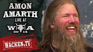 Amon Amarth - 3 Songs - Live at Wacken Open Air 2014