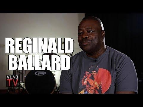 Reginald Ballard Played at Southern Methodist University During Football Scandal (Part 2)