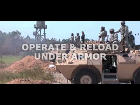 Textron Systems Armored Security Vehicle (ASV)