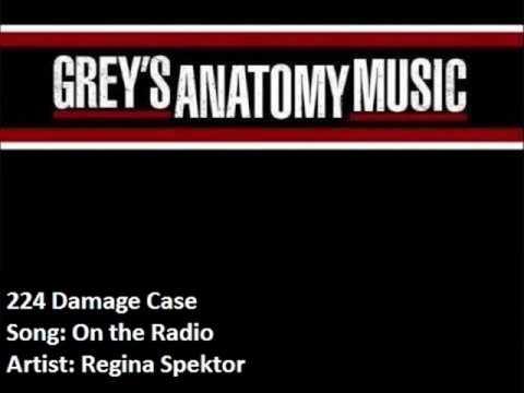 224 Regina Spektor - On the Radio