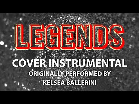 Legends (Cover Instrumental) [In the Style of Kelsea Ballerini]