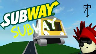 Métro Subway - A ROBLOX Short
