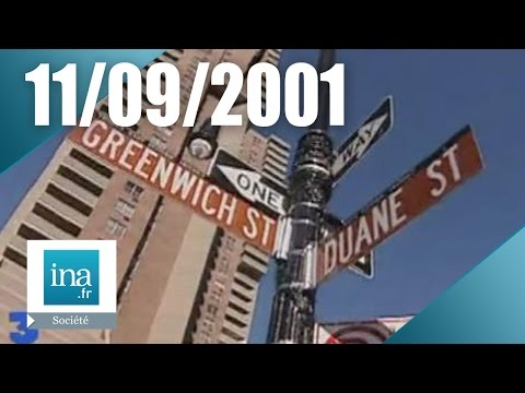 11 septembre 2001 Manhattan :  zone interdite | Archive INA