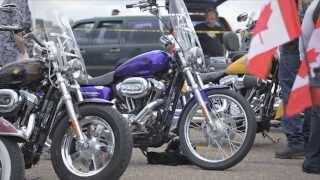 Olympian Jan Hudec Rides a Custom Harley-Davidson - Part 4