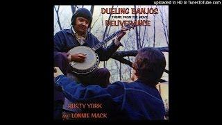 Rusty York & Lonnie Mack - Cannonball Rag