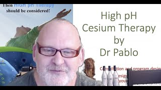 3 of 5 High pH Cesium Therapy for fast-growing cancer therapy