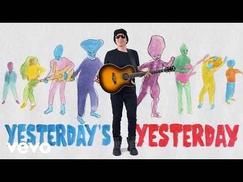 Joe Satriani - Yesterday's Yesterday