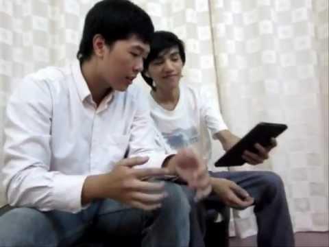 Nhat ky chang dao hoa (ngay 002) - Be khoa Kindle Fire - lan dau tien tai VN