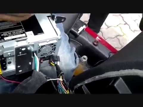 How To Turn On Reverse Camera Lines For MMCS   FunnyDog TV
