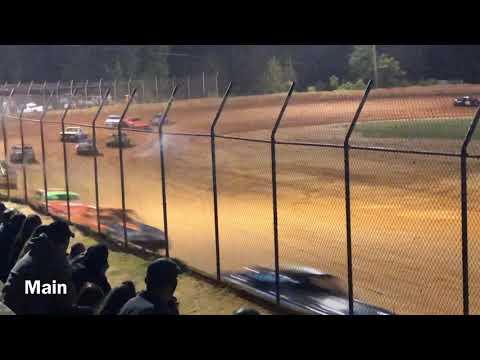 4/27/19 Pure Stock Harris Speedway