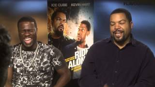 Ride Along Movie: How well do Ice Cube & Kevin Hart know each other? Interview with Craig Mitch