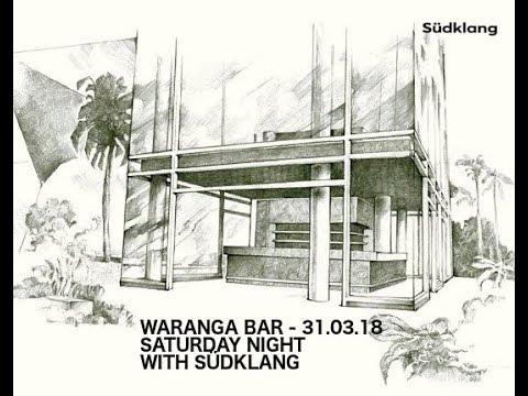 Suedklang Live DJ Set #SaturdayNight 31.03.2018 @Waranga Bar - Stuttgart