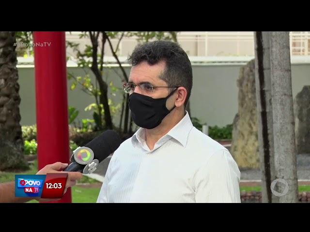 O Povo na TV - MPF recomenda que municípios obedeçam a ordem de vacinação