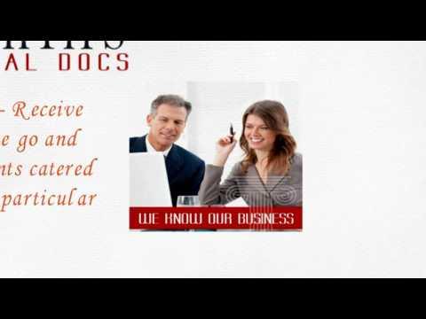 Smith's Legal Docs Presentation Video