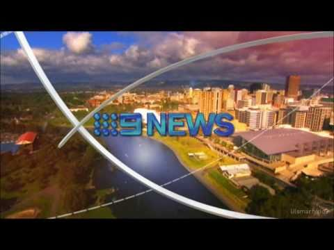 Adelaide's 9 News 2011 NEW SET - Channel Nine 2011