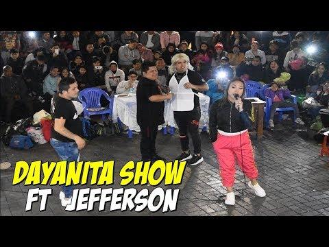 Jefferson Ft Dayanita    Show Completo    Cómicos Ambulantes Del Perú