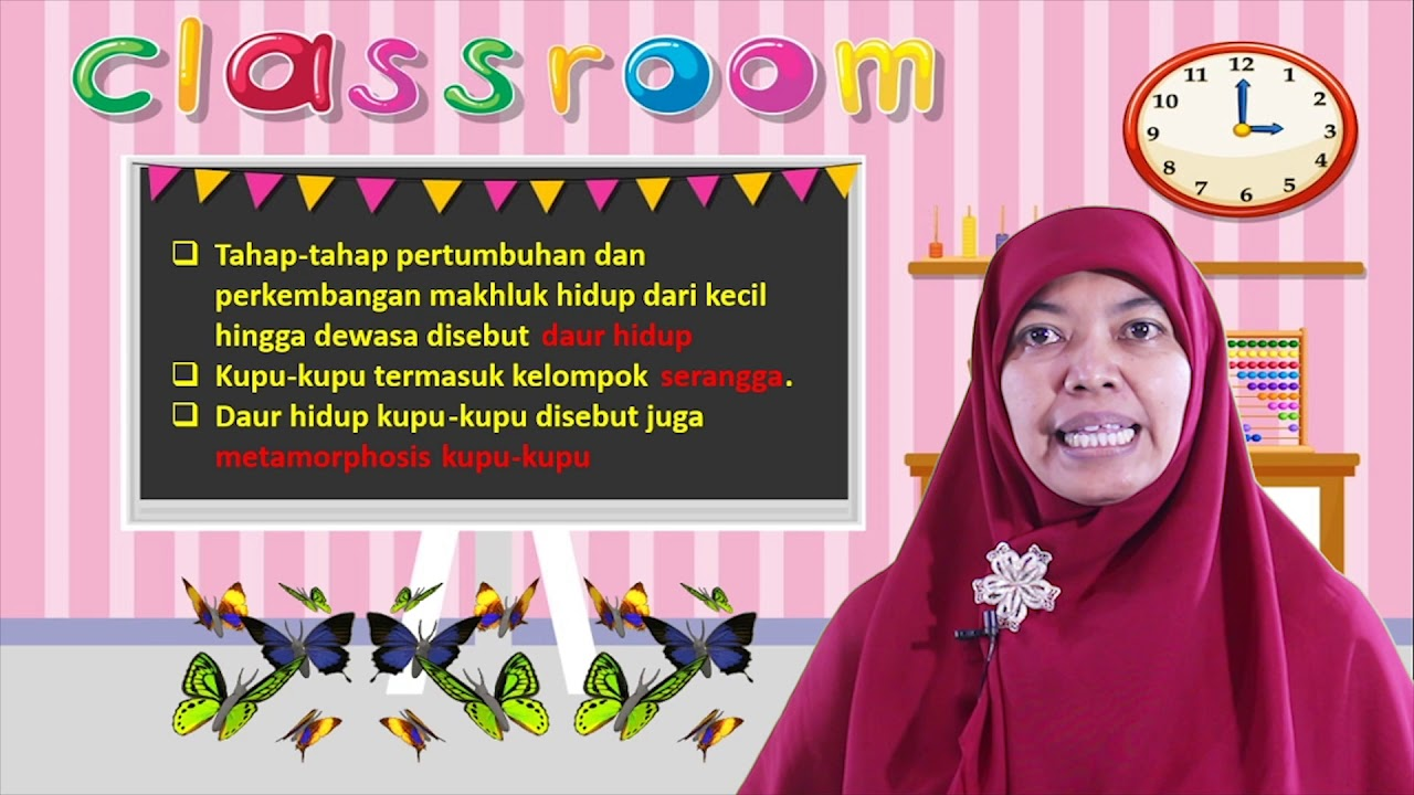 Video Pembelajaran Tematik Kelas 3 Tema 1 Subtema 3…