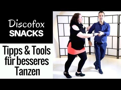 Discofox - Tipps für besseres Tanzen - Discofox Snack #1