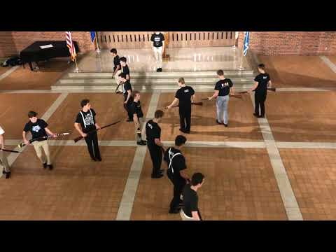 St Thomas Academy Crack Drill Squad 2019/2020 Parent Drill