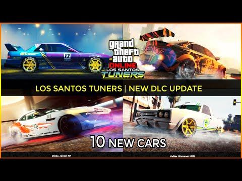GTA Online Los Santos Tuners Cars | Official Trailor Los Santos Tuners