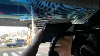 에어포인트 하이패스 AP350 작동영상 - 엑센트, 메…