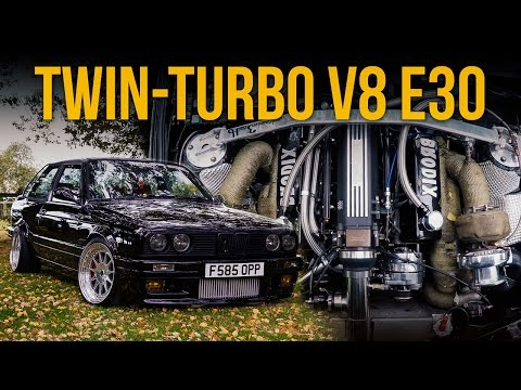 800hp BMW E30 V8 Review: My Perfect Widow Maker