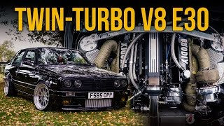 800hp BMW E30 V8 Review: My Perfect Widow Maker(, 2015-11-11T20:08:17.000Z)
