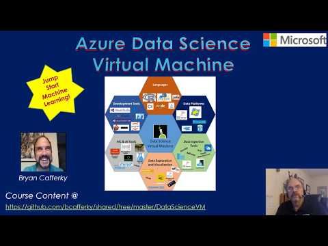 Get a Jump Start on Data Science with an Azure Data Science VM
