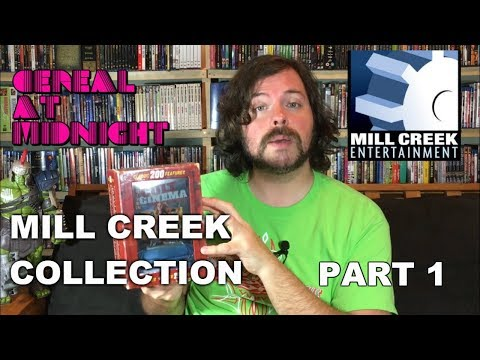 My Mill Creek DVD Collection: Part 1