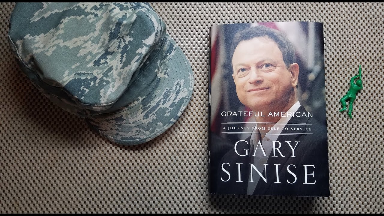 Giveaway Time! Grateful American by Gary Sinise