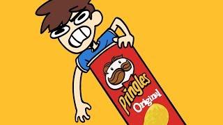 Die Pringles Werbung