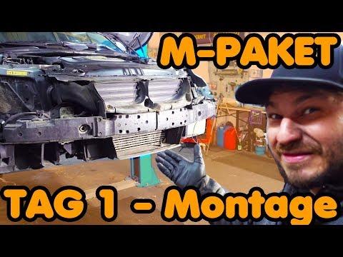BMW E60 🛠 TAG 1 - Wir Montieren Das Neue M-PAKET 🛠 Armer E60