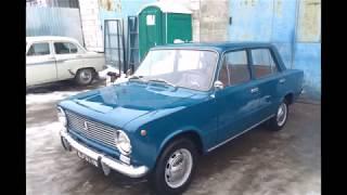 ВАЗ 2101, 1973 В идеальном состоянии.Пробег: 37000 км