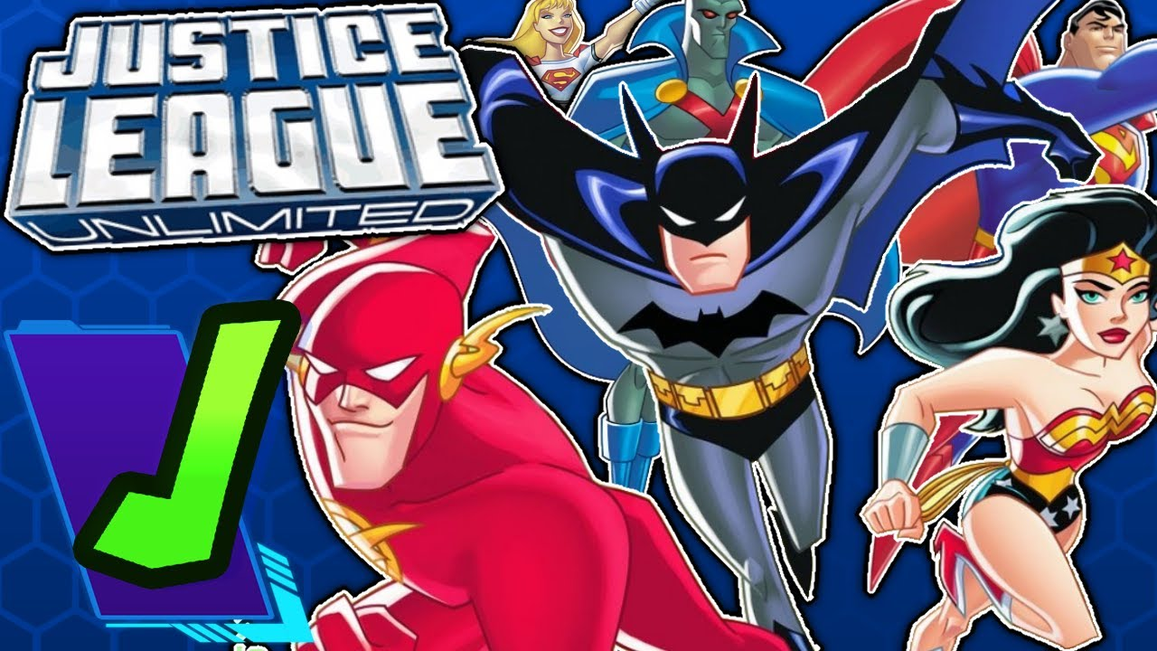 Download The Justice League Unlimited Season 2 Analysis