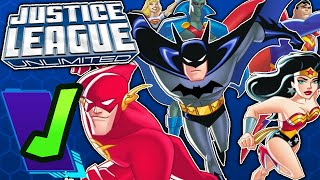 Justice League Unlimited Season 2 | The Cadmus Conspiracy