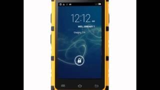 Защищенный Кнопочный Телефон 2019