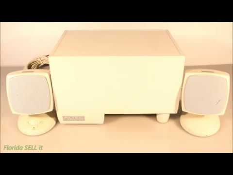 Altec Lansing ACS33 - speaker system / ( FOR SALE ) $30.00usd / Florida SELL it / 239-220-8340