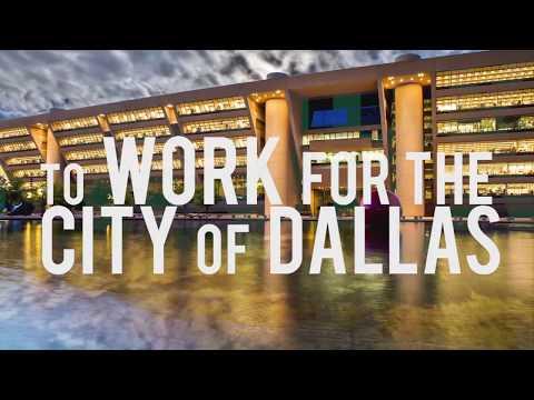 Work For The City Of Dallas – Civil Service