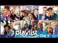 PlayListLive Day 1 | VLOG | Jason Frazer
