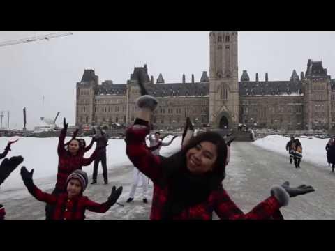Ahok-Djarot Hip Hip Hura Ottawa-Canada