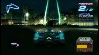 Ridge Racer 6 vs. Monsterous (using Ultranova)