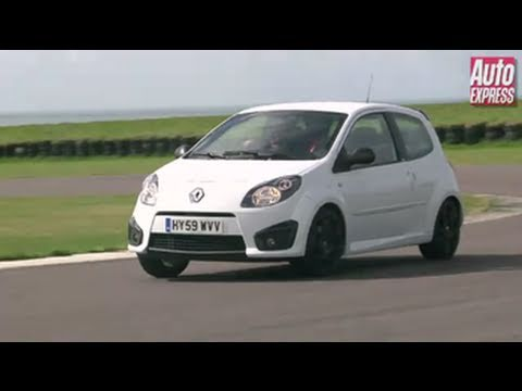 Renault Sport Twingo 133 Cup review - Auto Express Performance Car of the  Year