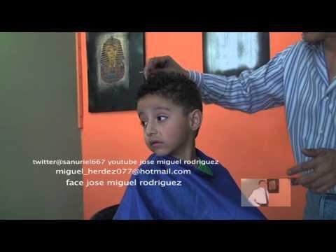 Corte de pelo de ni 209 o youtube