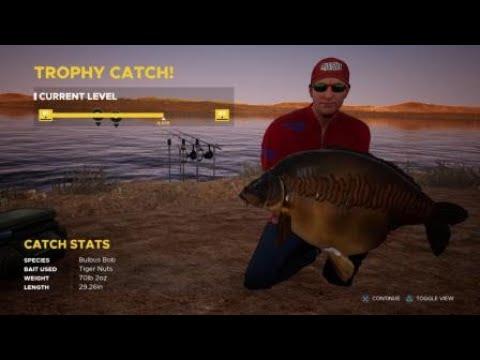 Fishing Sim World-Lago Del Mundo-DFL Carp Series.  
