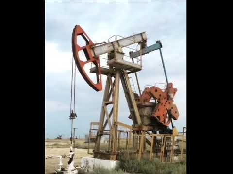 Oilfield pics from Kazakhstan