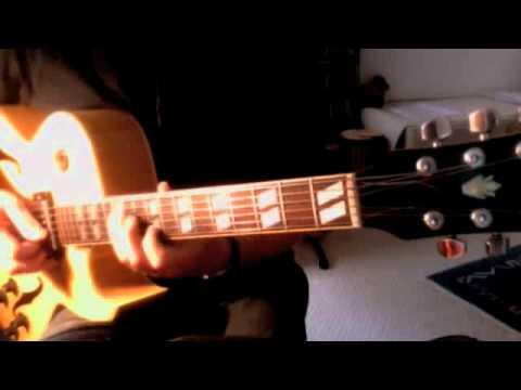 Waltz For Debby (Bill Evans) - Jazz Guitar -Gibson ES 175 Copy, Ibanez 2355