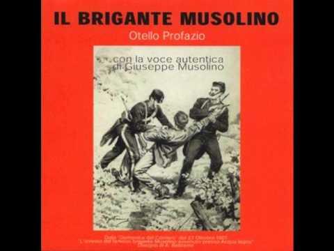 """""""Non sugnu brigante""""   Otello Profazio  1973"""