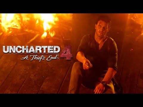 Uncharted™ 4_ A Thief's End_ Prison Escape Scene (4K)